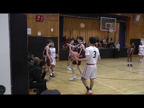 Fordham Prep JV Basketball vs LaSalle Academy January 28  2020