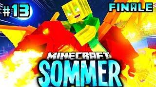 DAS wird ER MIR NIE VERZEIHEN?! - Minecraft SOMMER #13 (Finale) [Deutsch/HD]