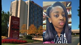What Happened To Chicago Teen Kenneka Jenkins In That Hotel.