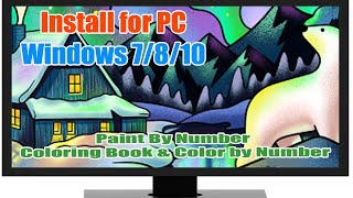 Paint By Number - Coloring Book & Color by Number Download & install for PC Windows 7/8/10 & Mac screenshot 3