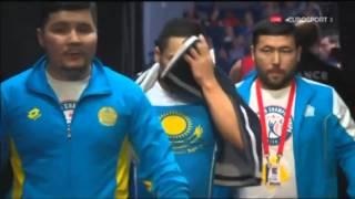 2015 World Weightlifting Championships Men 85 kg  Houston USA full