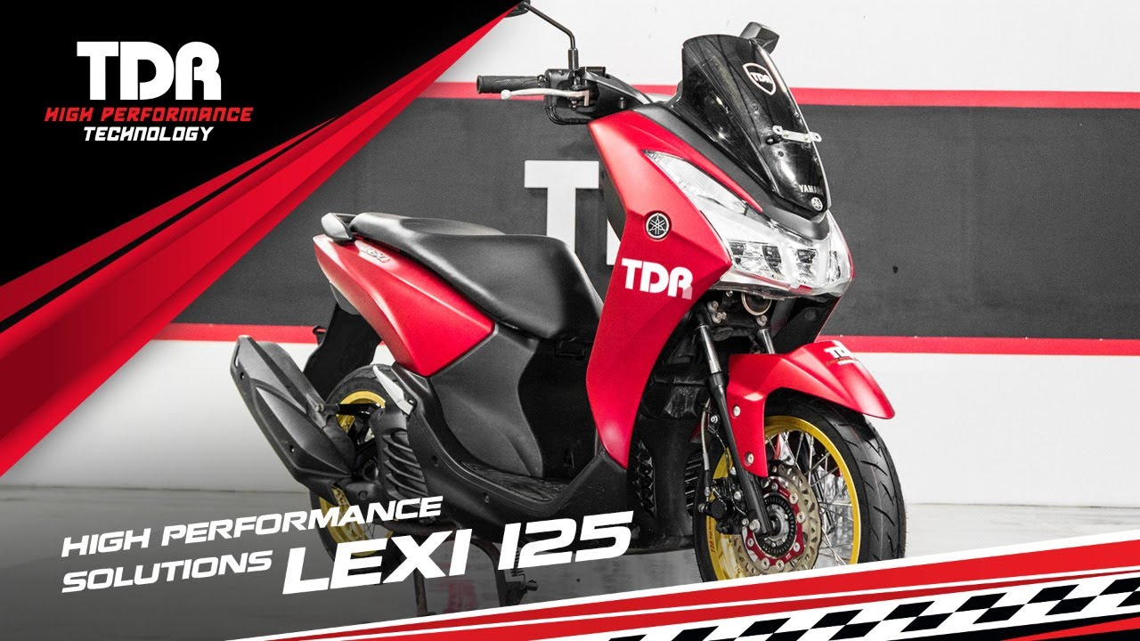 TDR High Performance Solutions for LEXI 125