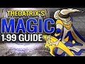 Theoatrix's 1-99 Magic Training Guide (OSRS)