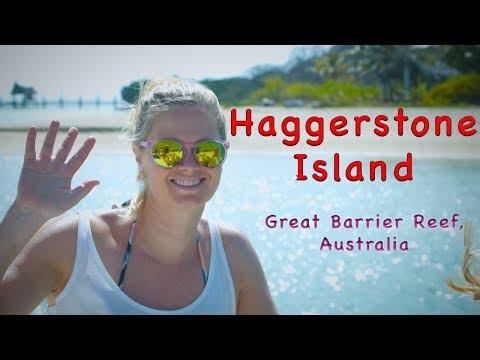 Haggerstone Island in the Barrier Reef - Australia