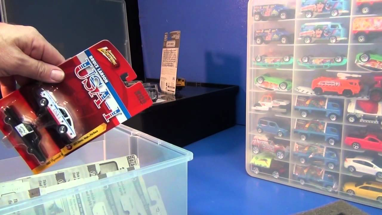 Jammers: How To Store Your Loose Diecast Toy Cars   YouTube