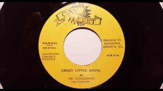 The Conquerors Sweet Like Angel - Sonia Pottinger - Gay Feet