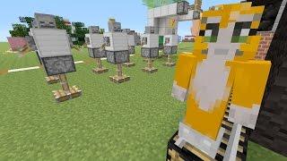 Minecraft Xbox - Building Time - Robot Invasion {25}