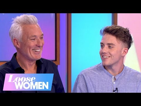 Martin and Roman Kemp Reveal the Secrets to Their Close Father-Son Bond | Loose Women