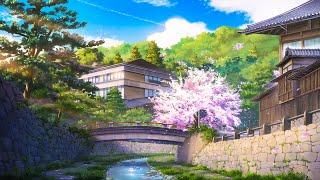 春の終わりに聴く、美しく寂しげな癒し音楽【作業用BGM】~なごり桜~