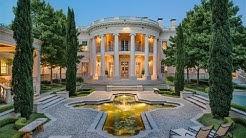 Gated Preston Hollow Estate in Dallas, Texas