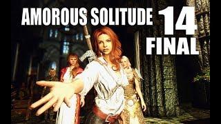 Amorous SOLITUDE 14 - What a wedding! (Skyrim cinematic gameplay)