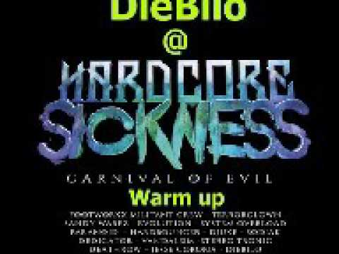 DieBilo @ Hardcore Sickness ´17 Warm up