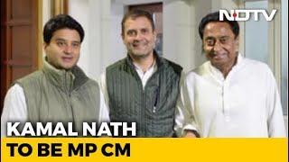 Kamal Nath Bags Madhya Pradesh Job, Jyotiraditya Scindia Gets Delhi Role