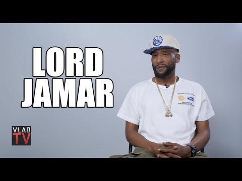 "Lord Jamar Addresses Royce Da 5'9"" Responding To His VladTV Interview  (Part 8)"