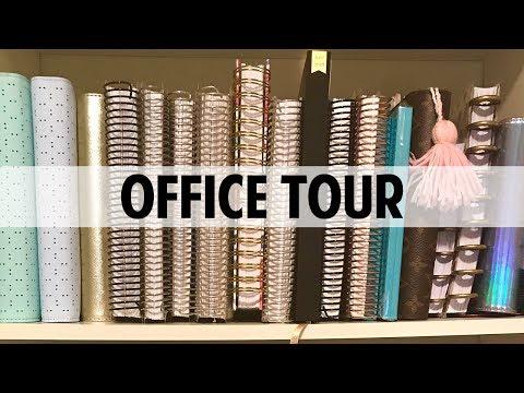 Sticker Shop Office Tour   2017
