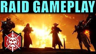 Destiny 2: NEW RAID LAIR GAMEPLAY! NEW TRAILER! | Curse of Osiris