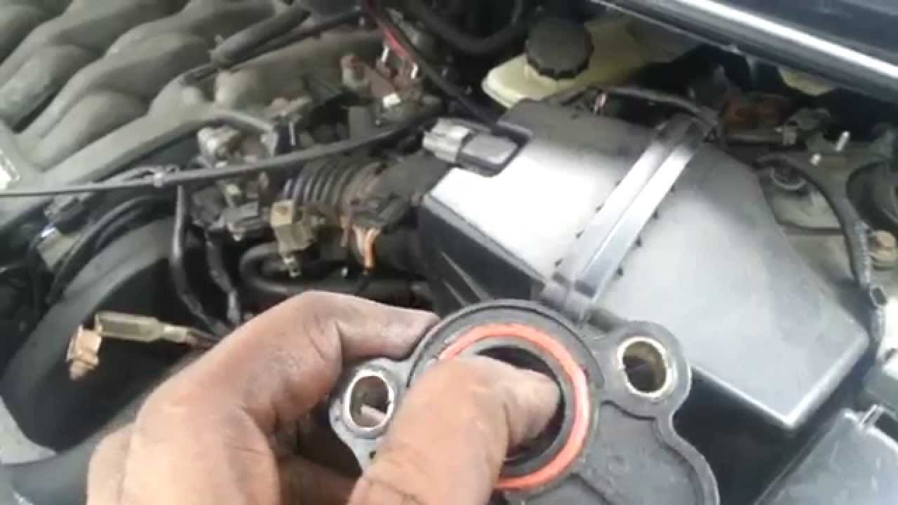 Neutral Safety Switch Replace 2000 Mazda Mpv Lx Youtube