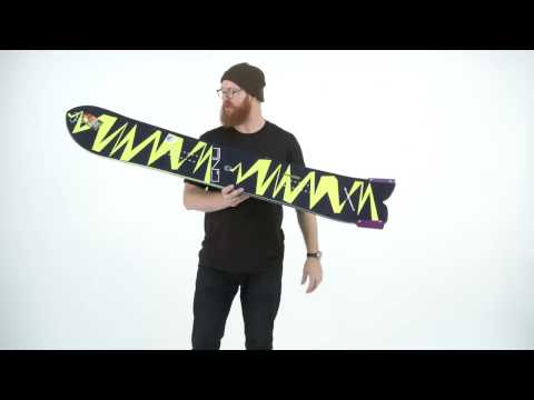 GNU Finsanity Snowboard - Review - The-House.com