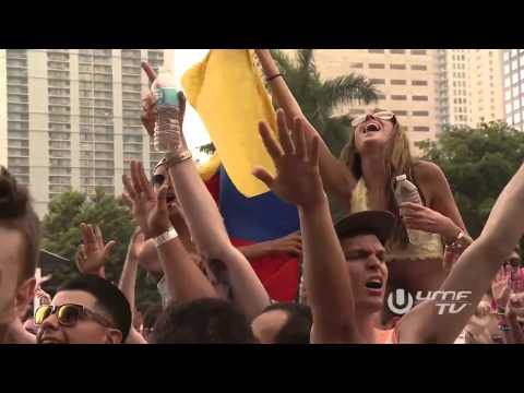 Oliver Heldens - Deep In The Rain (UMF Miami 2015)