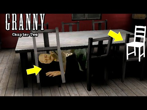 5 Secret Hiding Place Noone Knows In Granny Chapter 2