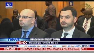 Nigeria Partners US To Improve Electricity Supply