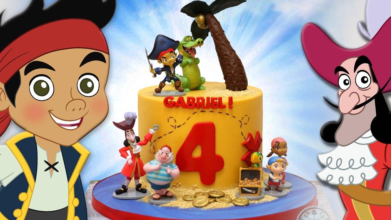 Jake Birthday Cakes Jake And The Neverland Pirates Birthday Ideas