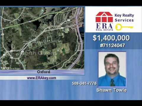 Oxford, Ma. Land/Comm 9.13 Acres Abutting Wal-Mart - Priced to Move!