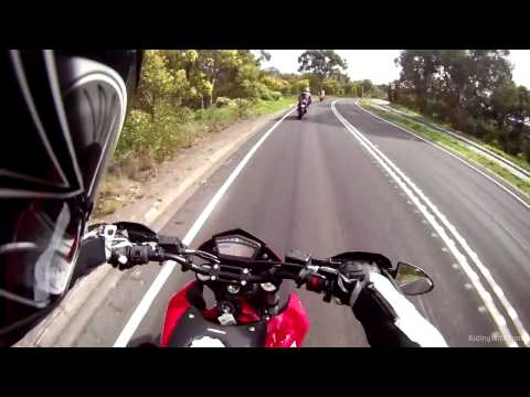 Ducati Hypermotard 796 Test Ride And Review