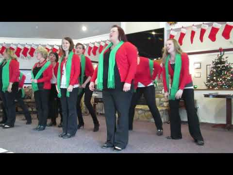 2016 Christmas Jubilation performance