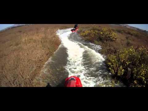 Petaluma river jet skiing