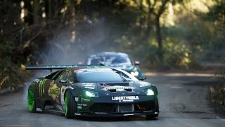 Vaughn Gittin Jr. heads to Niigata, Japan in his 550 HP 5.0L V-8 Mu...