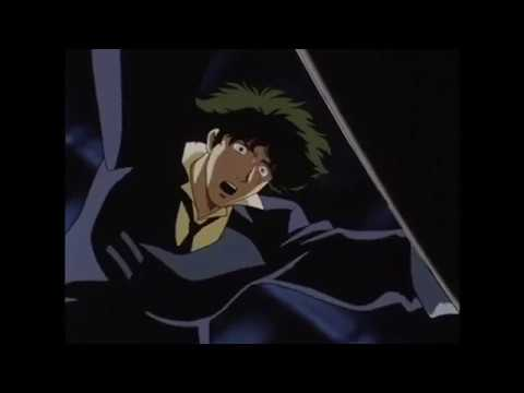 Cowboy Bebop Toys In The Attic Parody Blue Gender