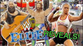 WWE Toy Fair 2019 Figure Reveal REVIEW! Elite 68, Ultimate Edition, and More!