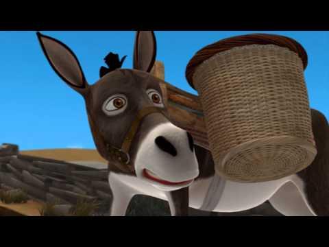 O Burro Teimoso (Vídeo Engraçado) - MARIZA (OFICIAL)