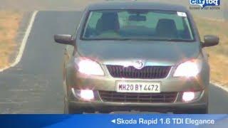 SKODA Rapid 2012 Videos