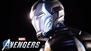 🏆Marvel's Avengers - Official Character Profile Trailer Iron Man