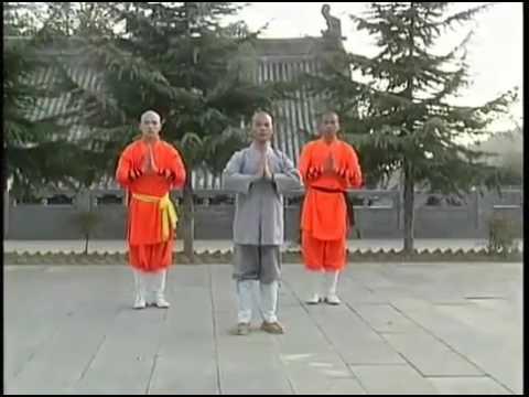 少林拳基本功 Shaolin Kung Fu basic skills 1