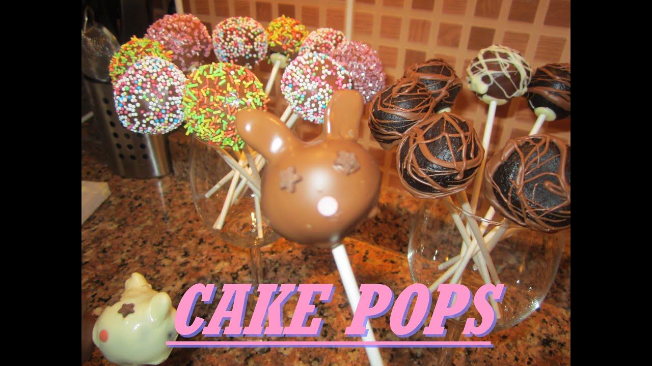 cake pops f r ostern cake pops selber machen youtube. Black Bedroom Furniture Sets. Home Design Ideas