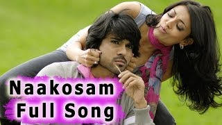 Naakosam Full Song || Magadheera Movie || Ram Charan Teja, Kajal