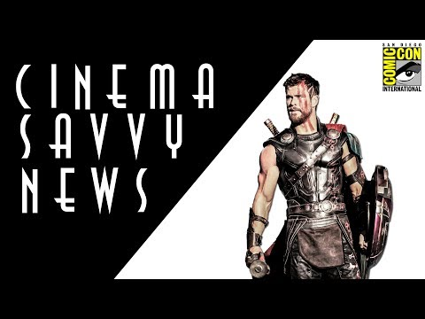 San Diego Comic Con 2017 SPECIAL! - Cinema Savvy News