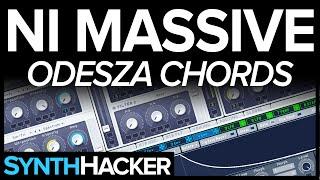 Massive Tutorial - ODESZA 'Bloom' Style Chords (Future Bass/Chill Trap)