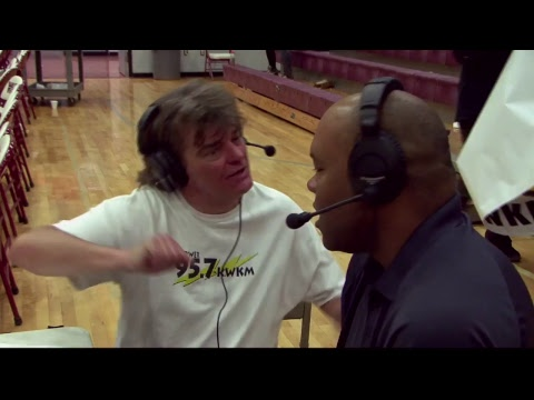 Boys High School Basketball Blue Ridge Yellowjackets vs Winslow Bulldogs 3A East Regional Tournament