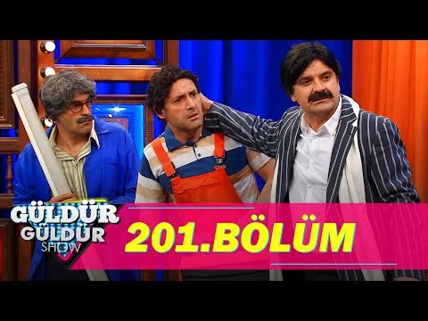 Güldür Güldür Show 201.Bölüm (Tek Parça Full HD)