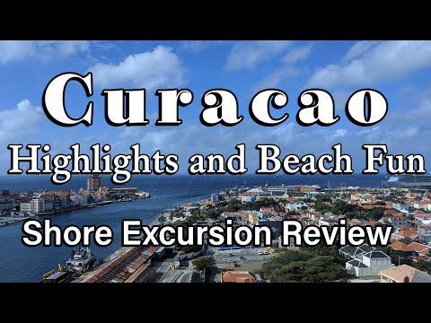 Curacao Beach Fun and Highlights Shore Excursion Review | Royal Caribbean
