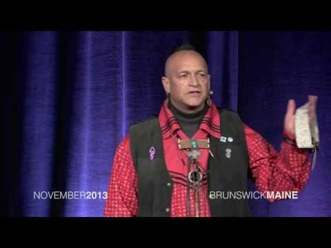 Introduction To The Maine-Wabanaki: Gkisedtanamoogk At TEDxDirigo