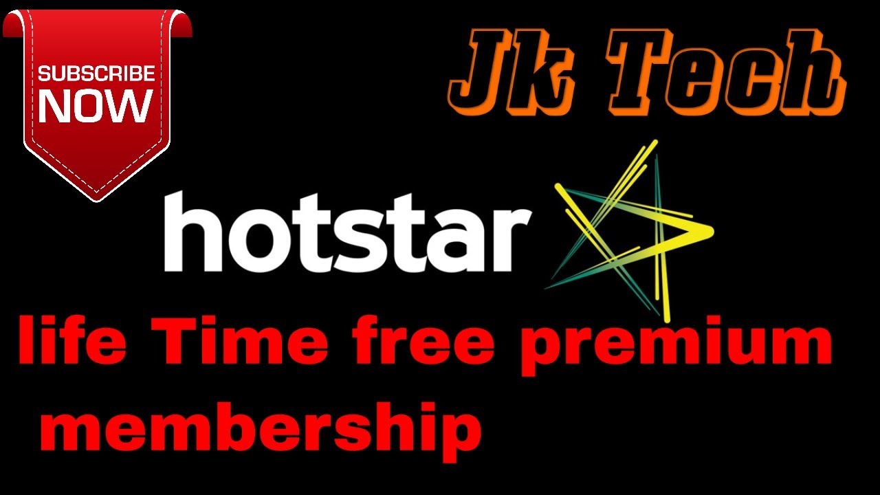 How To Login Hotstar Free Without Membership Youtube