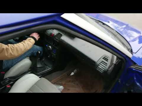Замена расходомера на плёночный Mazda 323 Gt Bg 1.8 Dohc VAF To MAF