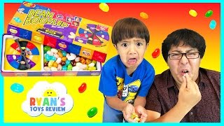 BEAN BOOZLED CHALLENGE with Ryan ToysReview