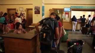 Day 1 - Arrival: Georgetown High School Medical Summer Program
