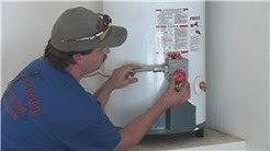 Hot Water Heaters : How to Check a Hot Water Heater Thermostat